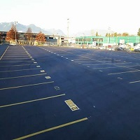 parking lot painting abbotsford surrey vancouver